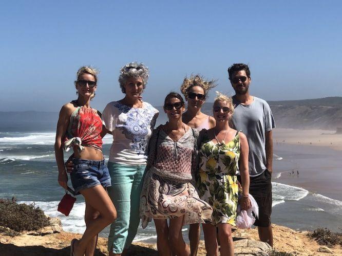 Algarve Juice Detox Beach Trip